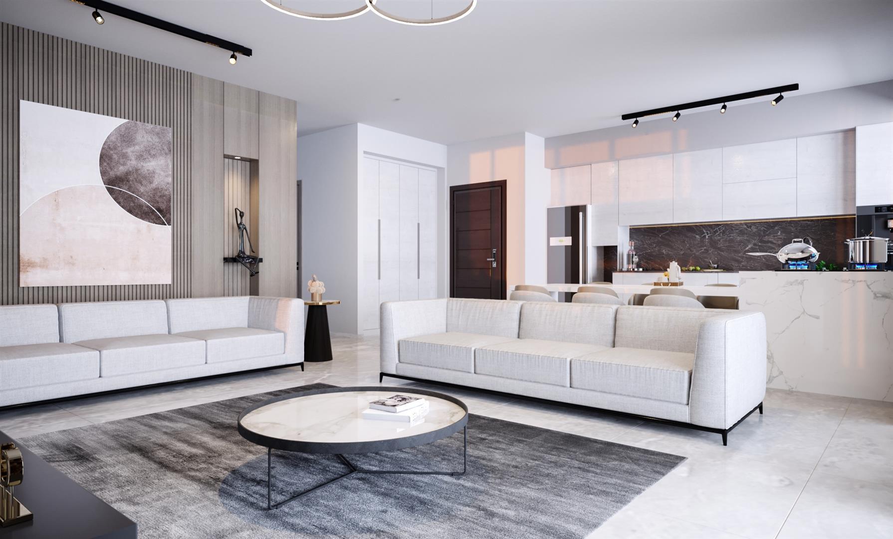 Luxury 3 bedroom resort-style accommodation